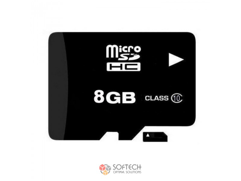 MicroSDHC 8GB Class10 (OEM)
