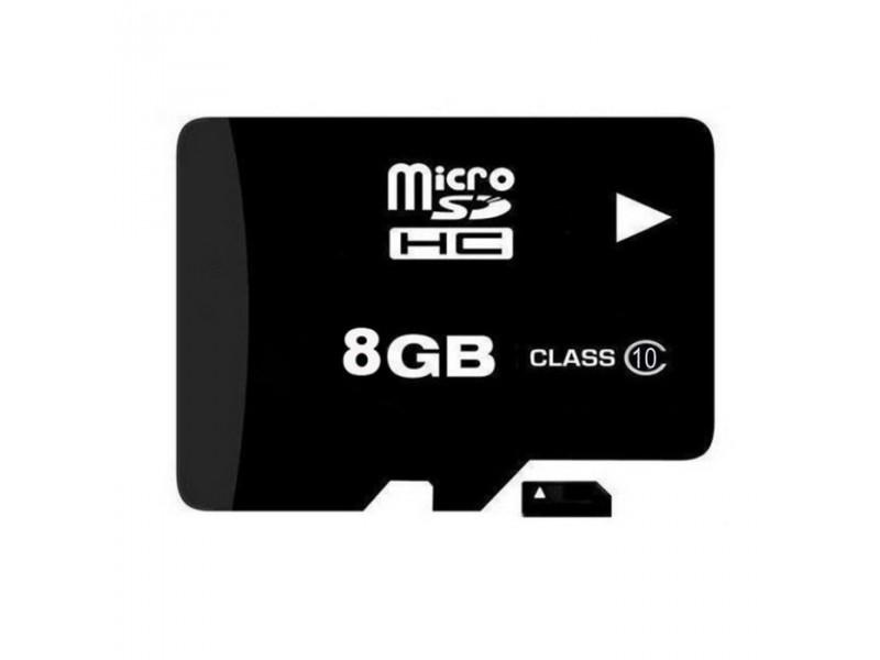 Флешка MicroSDHC 8GB Class10 (OEM)