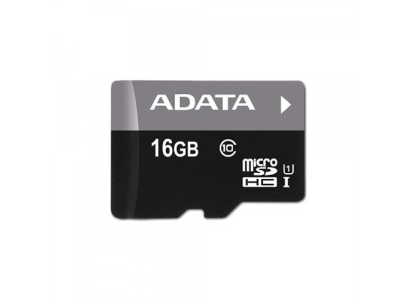 Micro SDHC Card ADATA 16GB UHS-I Class 10