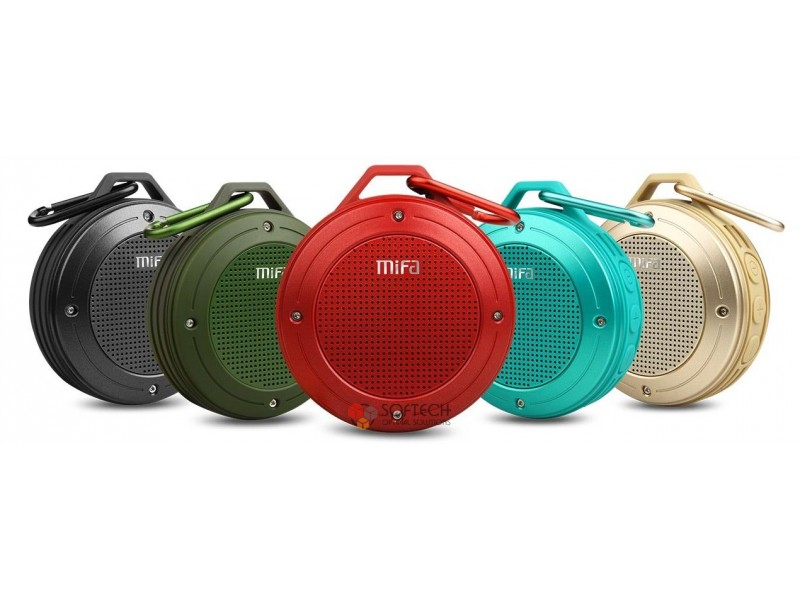 Портативная колонка Mifa F10 Outdoor Bluetooth Speaker