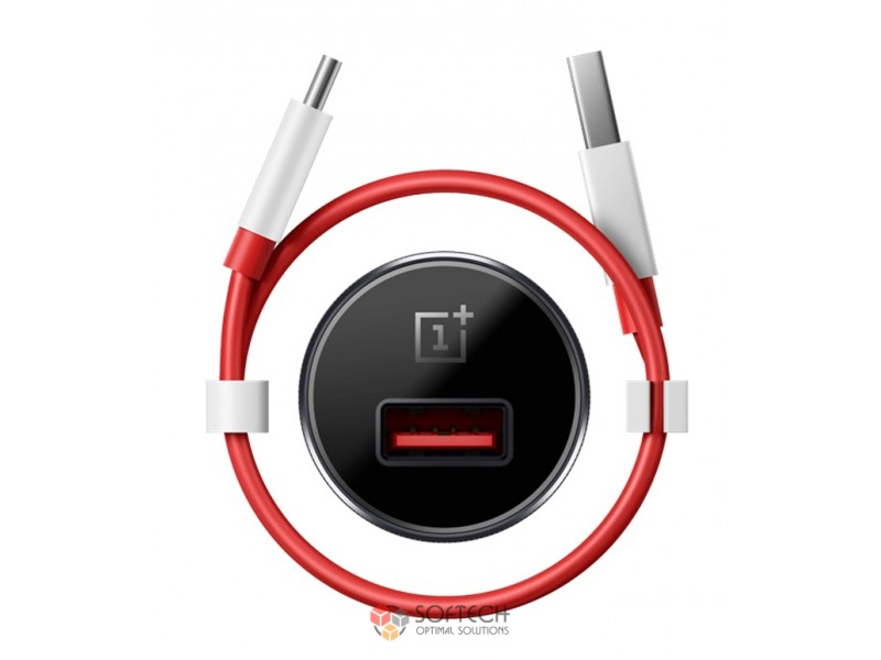 Авто зарядка OnePlus Dash Car Charger