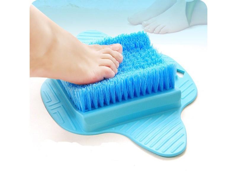 Ванные гаджеты (Массажная щетка для ног)