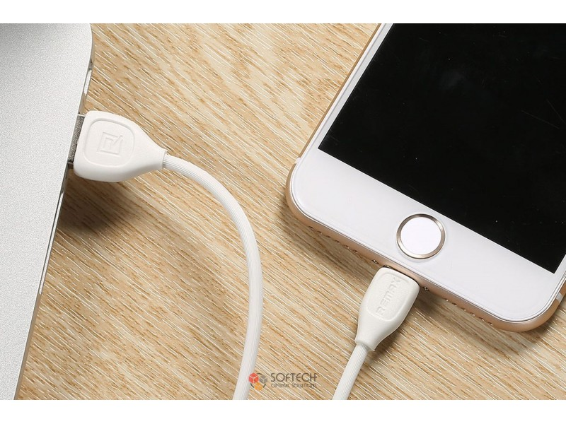 USB кабель Remax Lesu RC-050i (Lightning)