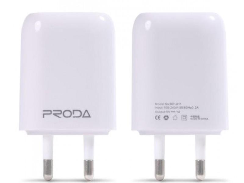 Зарядное устройство Remax Proda RP-U11 EU