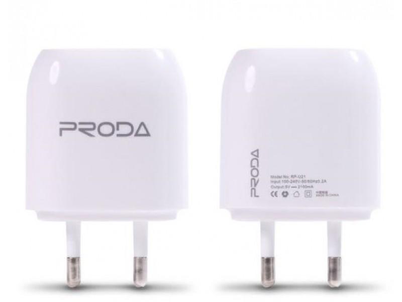 Зарядное устройство Remax Proda RP-U21 EU