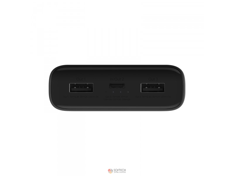Xiaomi Mi Power Bank 3 (20000 mAh)