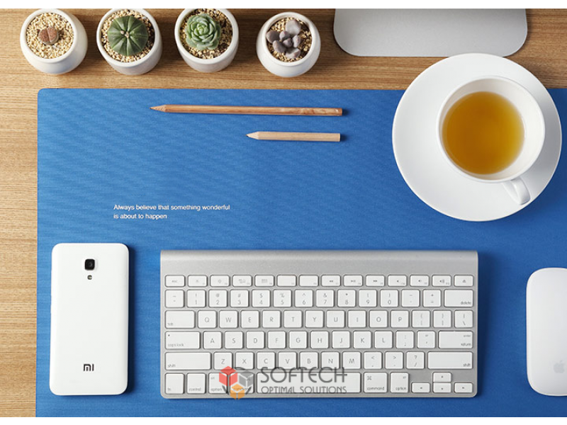 Коврик Xiaomi mouse pad XL