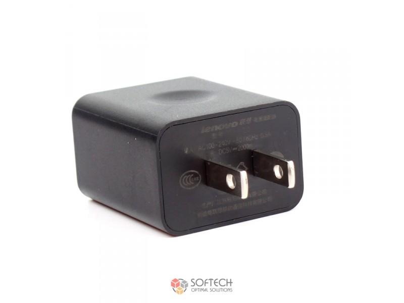 USB зарядка Lenovo 1,5A (Оригинал)