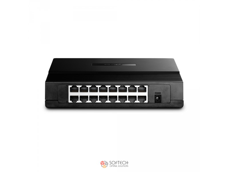 Wi-Fi Роутер TL-SF1016D 16-port