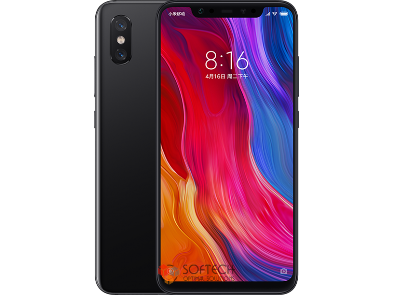 Смартфон Xiaomi Mi8 (6+128) EU