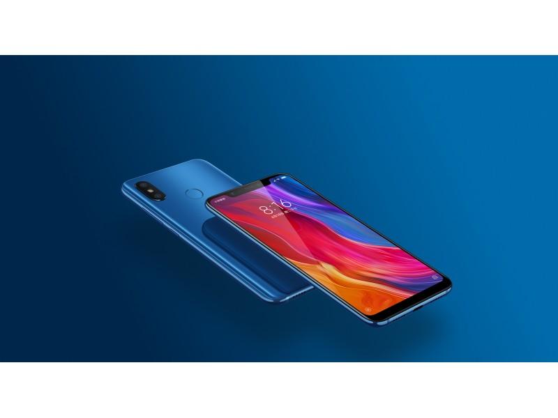Смартфон Xiaomi Mi8 (6+256)