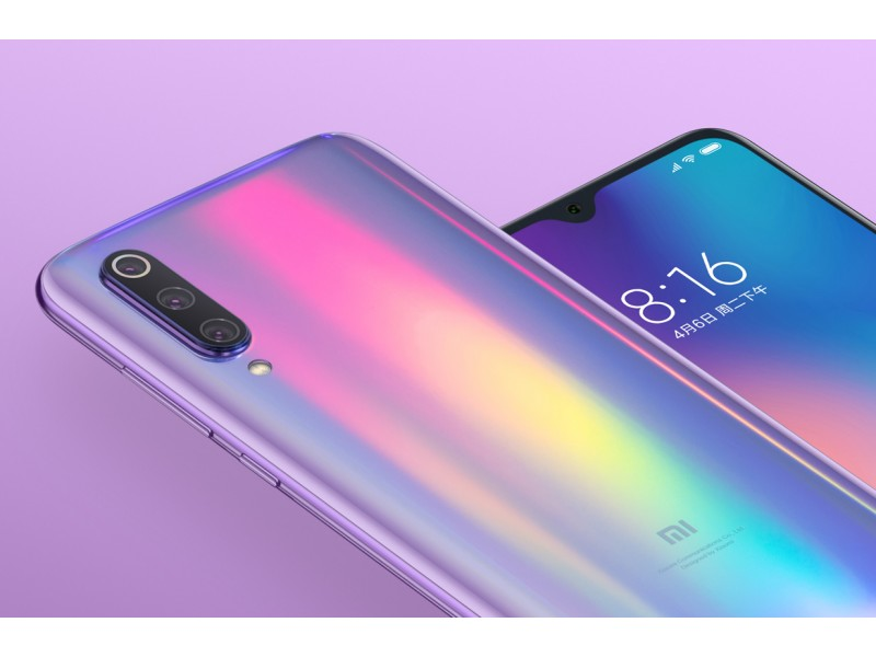 Смартфон Xiaomi Mi9 (6+64) EU