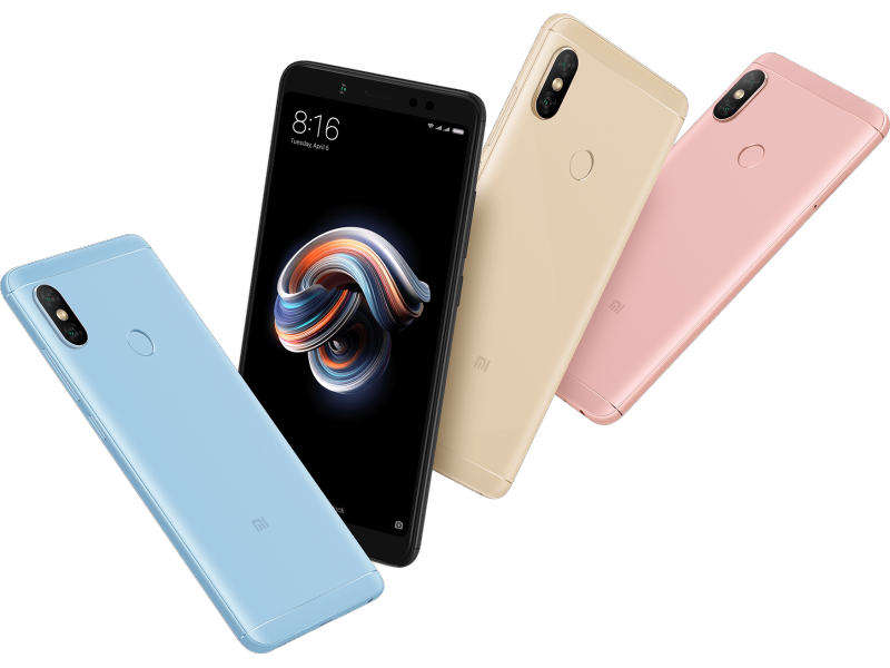 Xiaomi Redmi Note 5 (4+64)