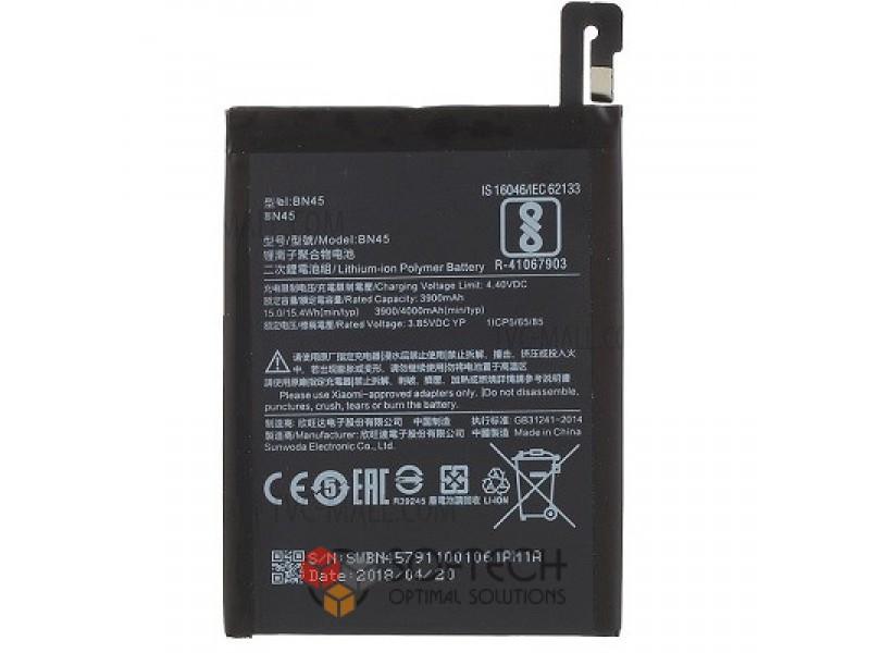 Аккумулятор для смартфона Xiaomi Redmi Note 5 / BN45