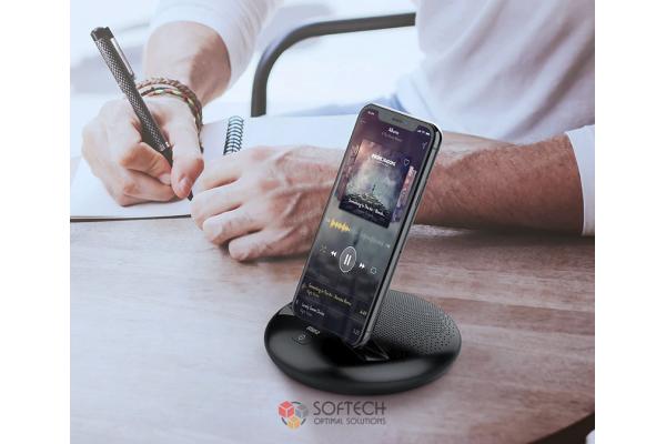 Портативная акустика Mifa H2 Phone Bracket Bluetooth Speaker