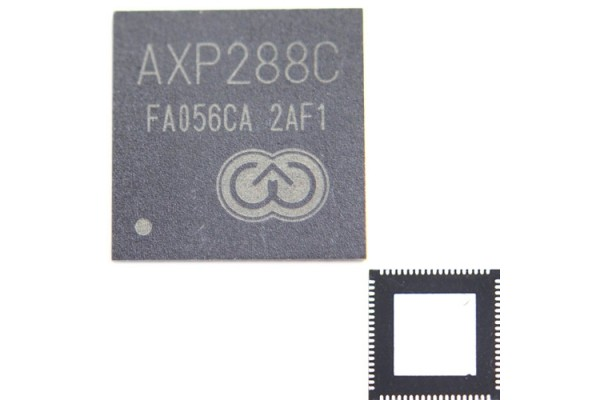 Микросхема Контроллер питания AXP288C