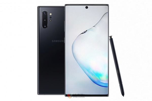 Смартфон Samsung Galaxy Note 10 Plus (12+256) EU
