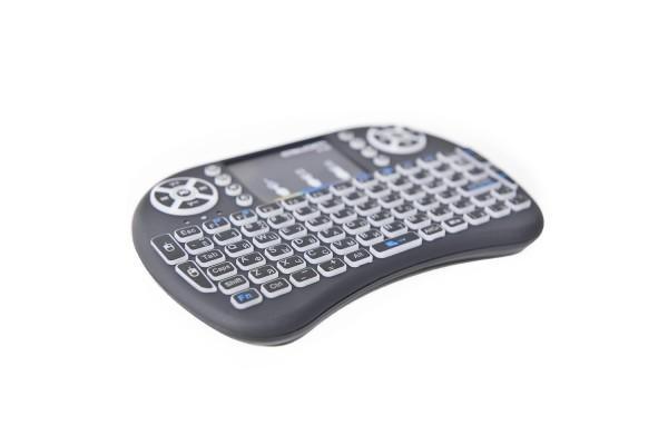 Беспроводная мини клавиатура с тачпадом ATOM AT-103