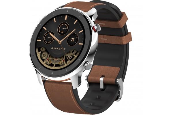 Смарт-часы Xiaomi Amazfit GTR 47mm (стальной корпус)