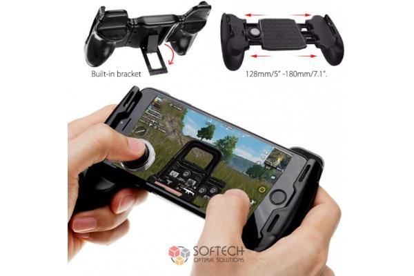 Джойстик с триггерами для игр на смартфон (JL-01/D9)
