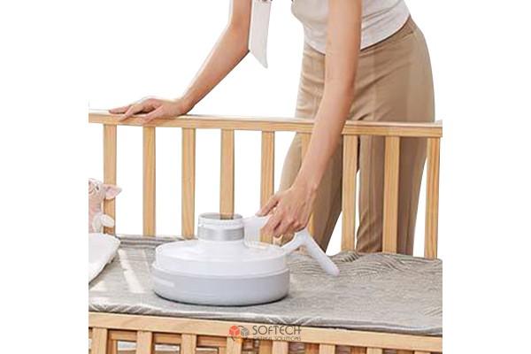 Пылесос для удаления пылевого клеща Deerma Wireless Light Heat Removal Device