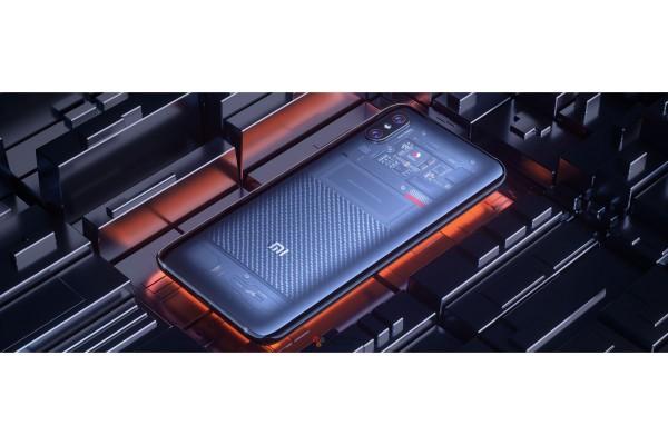 Смартфон Xiaomi Mi8 Explorer Edition (8+128)