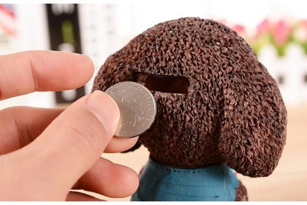 Копилка для монет в виде Милого щенка