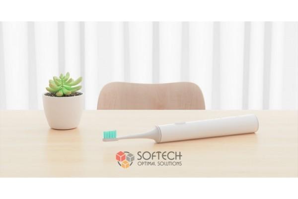 Электрическая зубная щетка Xiaomi Ultrasonic Toothbrush
