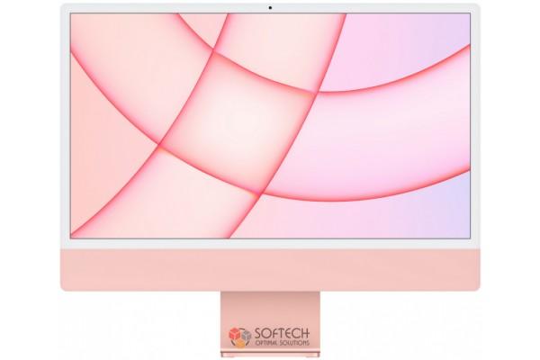 """Моноблок Apple iMac 24"""" 2021 Apple M1 8C CPU/7C GPU (8+256GB SSD)"""