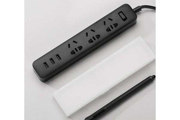 Удлинитель Xiaomi Mi Power Strip 3 розетки и 3 USB порта