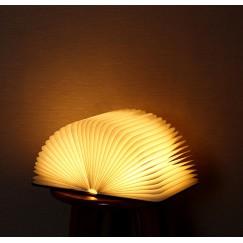 Ночной светильник в виде книжки