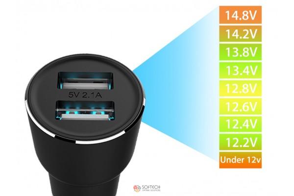 FM-трансмиттер Xiaomi Roidmi 3S Bluetooth