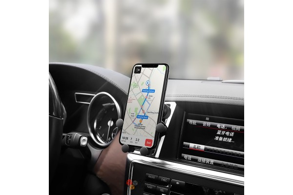Автомобильный держатель телефона Hoco CA51 для воздуховыпускного отверстия