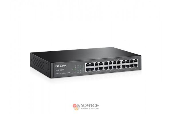 Роутер Wi-Fi TP-LINK TL-SF1024D