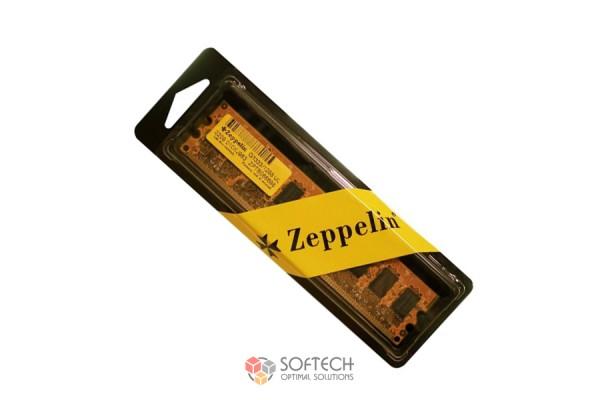 Оперативная память Zeppelin DDR-3 U-DIMM 4ГБ PC12800 1600Mhz