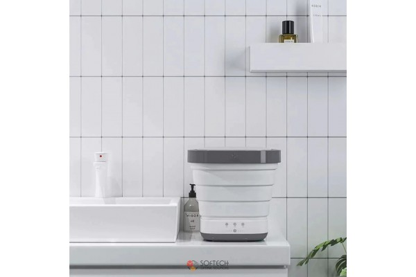 Складная стиральная машина Xiaomi MOYU
