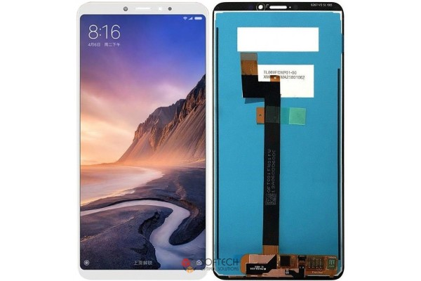 Сбор (сенсор+дисплей) Xiaomi Mi Max 3