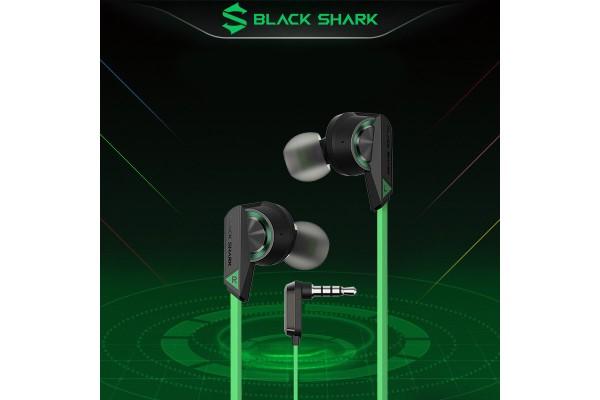 Беспроводные наушники Xiaomi Black Shark 3.5mm Earphones 2