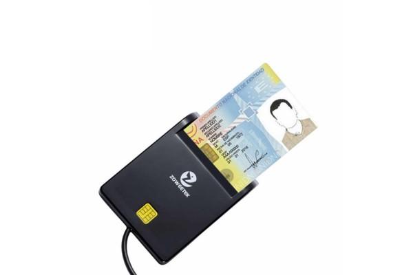 Считыватель смарт-карт Zoweetek Smart Card Reader