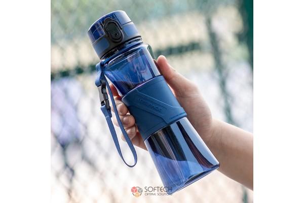 Бутылка для воды Uzspace 500ml (6010)