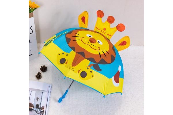 Детский зонт с принтом