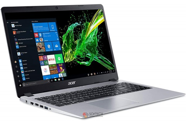 Ноутбук Acer Aspire 5 Slim A515 AMD Ryzen 3 3200U/ Vega 3 Graphics (4+128GB SSD)