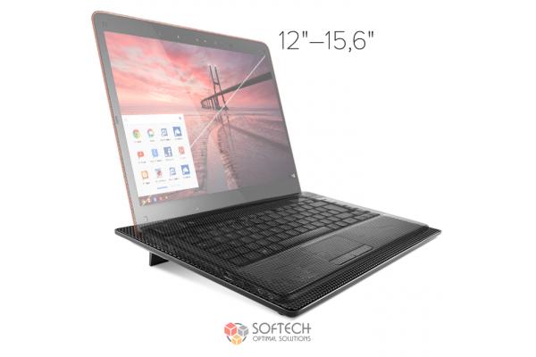"Охлаждающая подставка для ноутбуков до 15.6"""