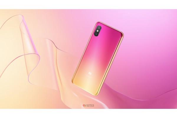Смартфон Xiaomi Mi8 Screen Fingerprint Edition (6+128)