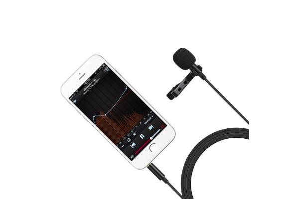 Петличный микрофон M1