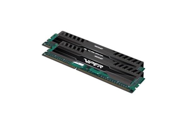 Оперативная память Patriot PV316G160C0K Viper III DDR3 2x8GB PC312800 1600Mhz