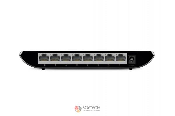 Роутер Wi-Fi TP-LINK TL-SG1008D