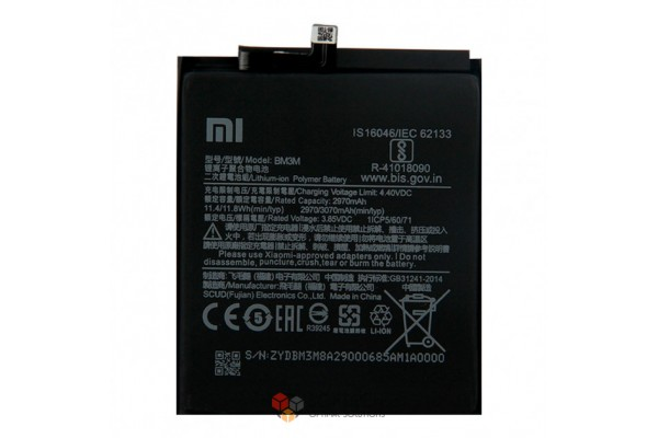 Аккумулятор для Xiaomi Mi9se BM3M