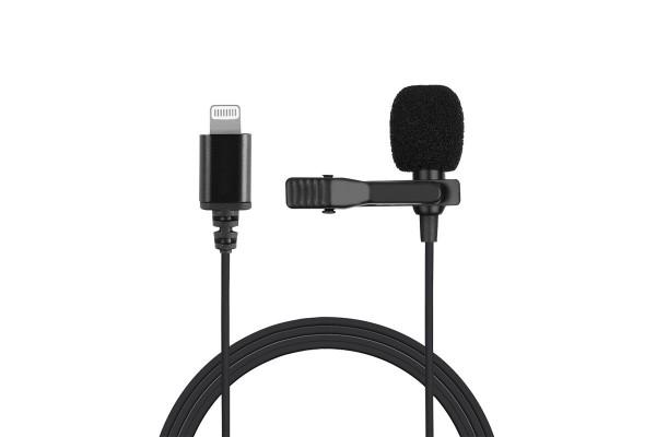 Петличный микрофон M1-A Lightning