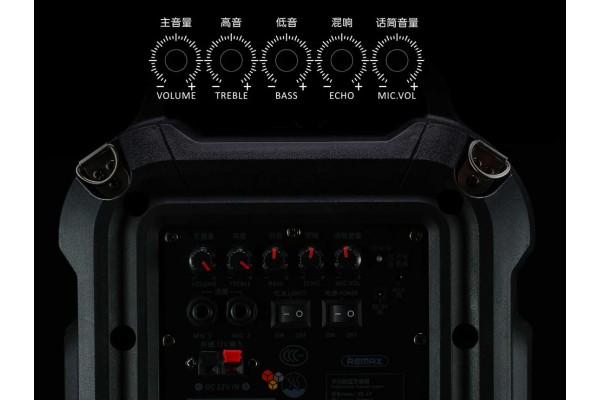 Беспроводная караоке-колонка Remax RB-X3